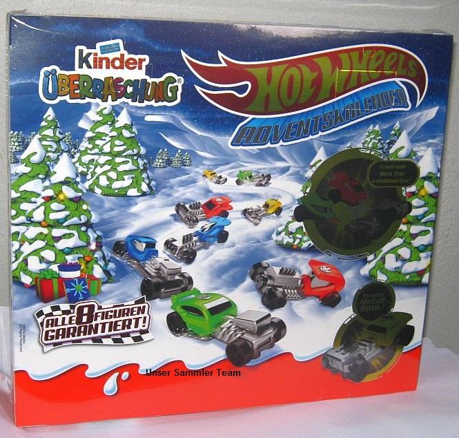 Weihnachtskalender Hot Wheels.Hot Wheels