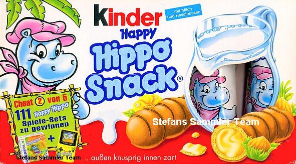 Happy Hippo FrГјher